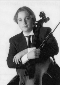 Yehudi Menuhin School years. In company with grand musicians such as violinist Yehudi Menuhin, pianist and composer and chamber music teacher Peter Norris, cellist Alexander Chausian and in love with candy!